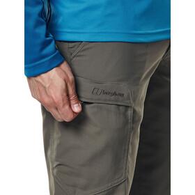 Berghaus Navigator 2.0 - Pantalones de Trekking Hombre - marrón